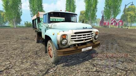 ЗиЛ 130 для Farming Simulator 2015