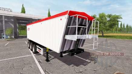 Fliegl GreenLine для Farming Simulator 2017