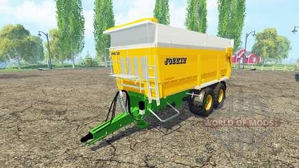 JOSKIN Trans-Space 7000-23 для Farming Simulator 2015
