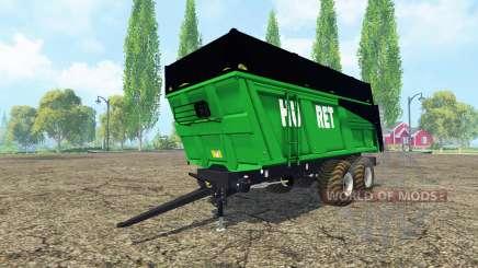 Huret для Farming Simulator 2015