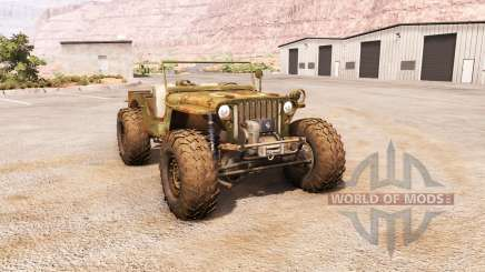 Jeep Hell v0.5.1 для BeamNG Drive