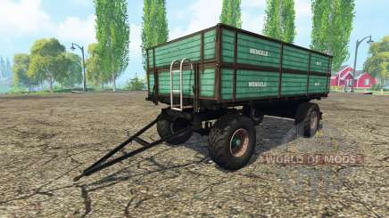 Mengele DR 57 для Farming Simulator 2015