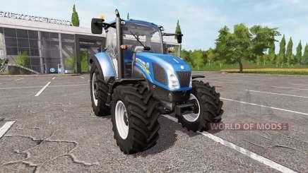 New Holland T5.95 для Farming Simulator 2017