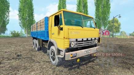 КамАЗ 53212 v2.0 для Farming Simulator 2015