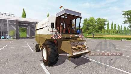 Fortschritt E 516 B v1.3 для Farming Simulator 2017