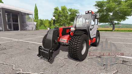 Manitou MLT 840-137 PS для Farming Simulator 2017