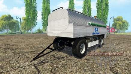 Tank manure v0.8 для Farming Simulator 2015