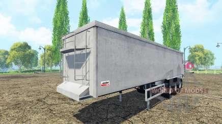 Kroger Agroliner SRB3-35 для Farming Simulator 2015