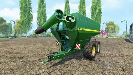 John Deere 650 для Farming Simulator 2015