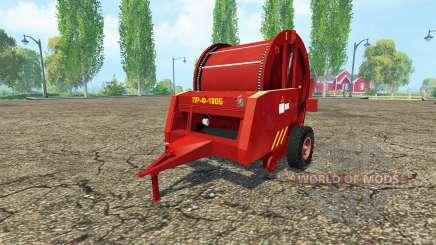 ПРФ 180 красный для Farming Simulator 2015
