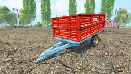 Bicchi BRT 550 v2.0 для Farming Simulator 2015