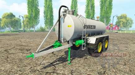 JOSKIN Modulo 2 для Farming Simulator 2015