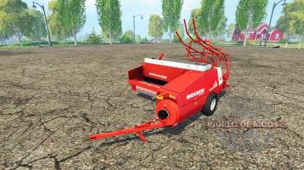 Welger AP730 для Farming Simulator 2015