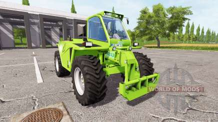 Merlo P41.7 Turbofarmer v1.1 для Farming Simulator 2017