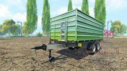 Fliegl TDK 80A-88 VR Fox для Farming Simulator 2015