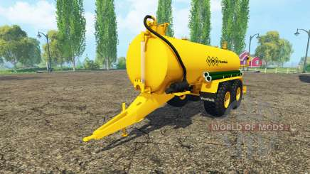 Veenhuis VTW 25000 для Farming Simulator 2015