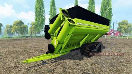 Brent Avalanche 1596 для Farming Simulator 2015