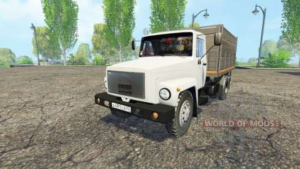 ГАЗ САЗ 35071 для Farming Simulator 2015