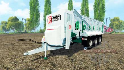 Bossini SG200 DU 26000 для Farming Simulator 2015