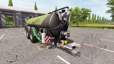 Kaweco 26000l для Farming Simulator 2017
