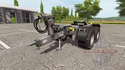 Krampe Dolly 20L для Farming Simulator 2017