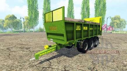 ZDT RM33 для Farming Simulator 2015
