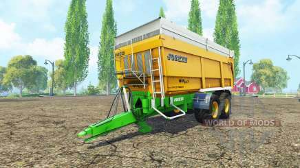 JOSKIN Trans-Space 7000-23 v2.1 для Farming Simulator 2015