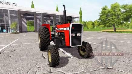 Massey Ferguson 265 для Farming Simulator 2017