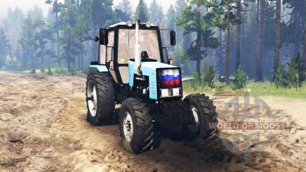 МТЗ 1221.2 Беларус для Spin Tires