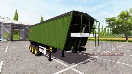 Fliegl Green Line v2.0 для Farming Simulator 2017