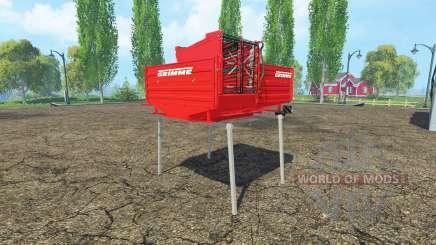 Grimme для Farming Simulator 2015