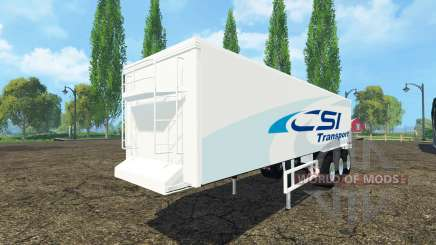Kroger Agroliner SRB3-35 CSI Transport для Farming Simulator 2015