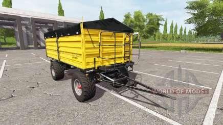 Wielton PRS-2-W14 для Farming Simulator 2017