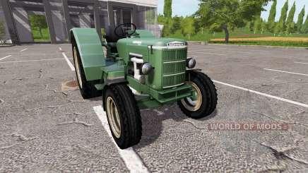 Buhrer RP 21 для Farming Simulator 2017