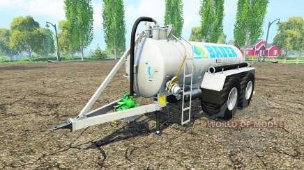 Bauer V155 для Farming Simulator 2015