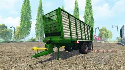 BERGMANN HTW 45 v0.85 для Farming Simulator 2015