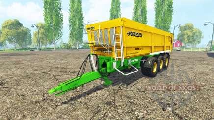 JOSKIN Trans-Space 8000-23 v2.0 для Farming Simulator 2015