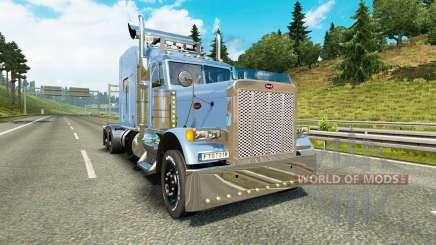 Peterbilt 379 v4.0 для Euro Truck Simulator 2