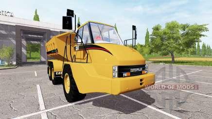 Caterpillar 725A v2.0 для Farming Simulator 2017