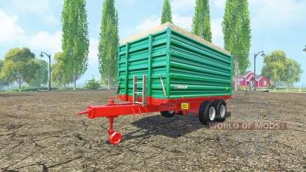 Farmtech TDK 900 для Farming Simulator 2015