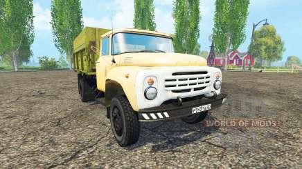 ЗиЛ 130 v2.3 для Farming Simulator 2015