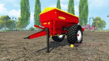 Bredal K85 v0.9 для Farming Simulator 2015
