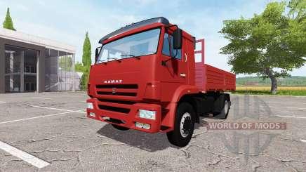 КАМАЗ 45253 для Farming Simulator 2017