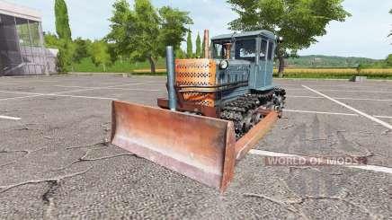 ХТЗ Т 74 v1.2 для Farming Simulator 2017