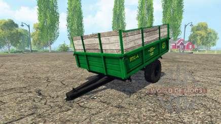ПТС 4 для Farming Simulator 2015