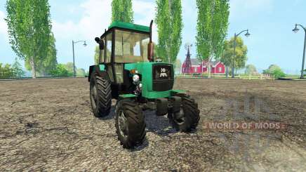 ЮМЗ 8240 v2.0 для Farming Simulator 2015