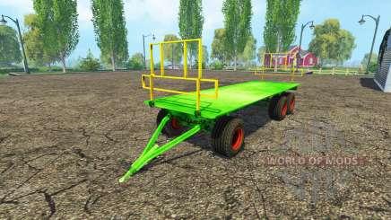 Dinapolis RPP-9000 для Farming Simulator 2015