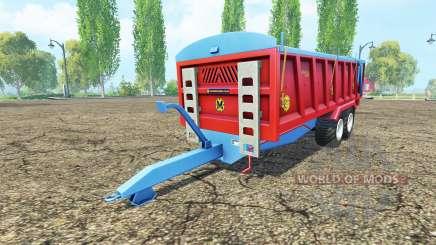 Marshall QM-16 plus для Farming Simulator 2015