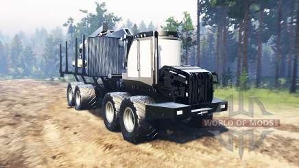 Logset 12F GT для Spin Tires