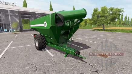 J&M 850 v2.0 для Farming Simulator 2017